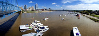 RiverFest Morning Pano - 1